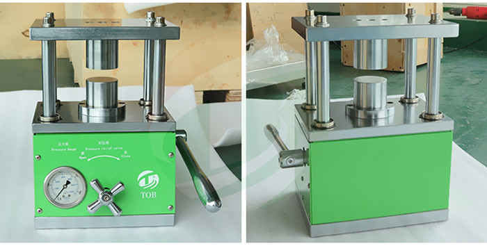 Coin Cell Electrode Machine