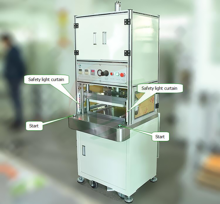 Die Cutter Machine For Pouch Cell