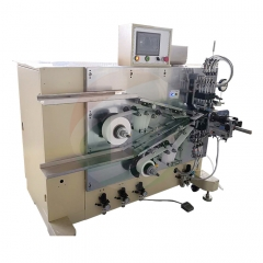 Cylindrical Battery Semi-Automatic Winding Machine