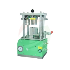 Pneumatic Cylindrical Battery Sealing Machine