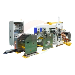 Continuous Hydraulic Roller Heat Press