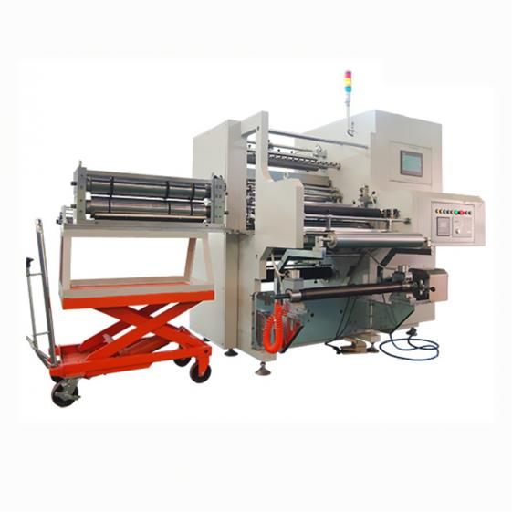 Electrode Automatic Slitting Machine