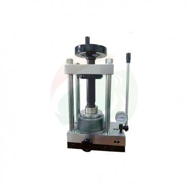 China toonaangevende Hydraulische Handleiding Tablet Press Machine-fabrikant